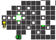 Level 7 Treasure Map