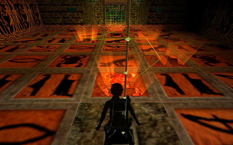 Tomb Raider 4 The Last Revelation Level 3 The Tomb Of