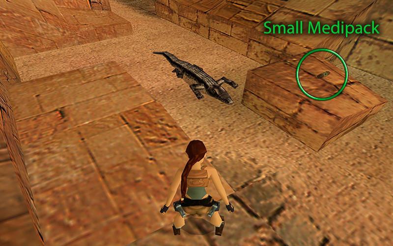 Sacred Lake Walkthrough For Tomb Raider 4 The Last Revelation