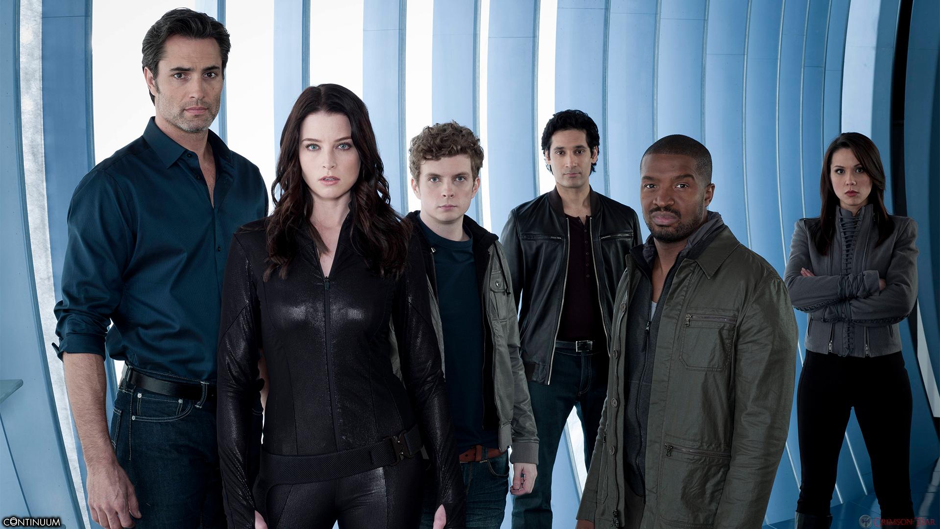 Continuum (TV Series 2012–2015) - Full Cast & Crew - IMDb