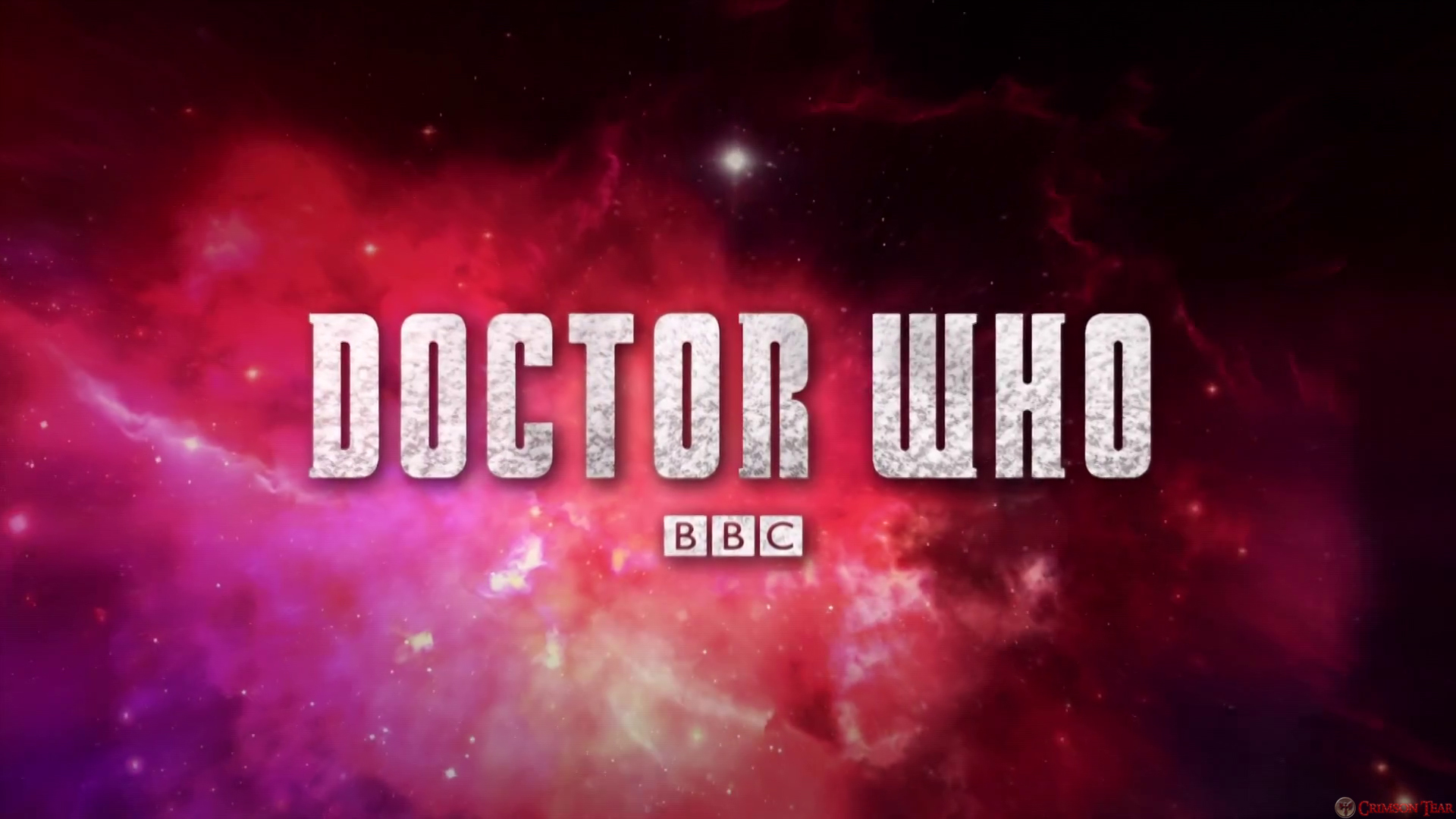 Doctor Who Wallpaper Crimson Tear