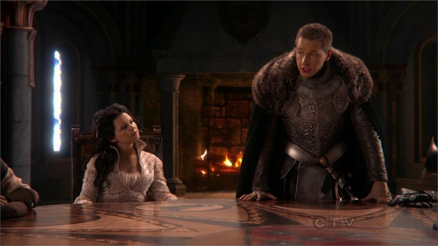 Once Upon A Time: The Cricket Game Images | Crimson Tear TV
