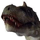Primeval New World Albertosaurus Primeval: New World: C...